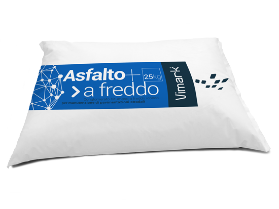 Cold asphalt ASFALTO A FREDDO