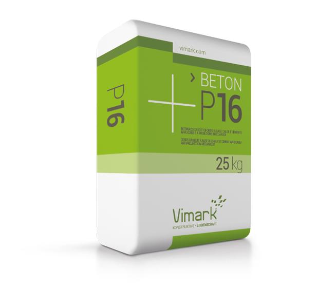 Basecoat render BETON P16