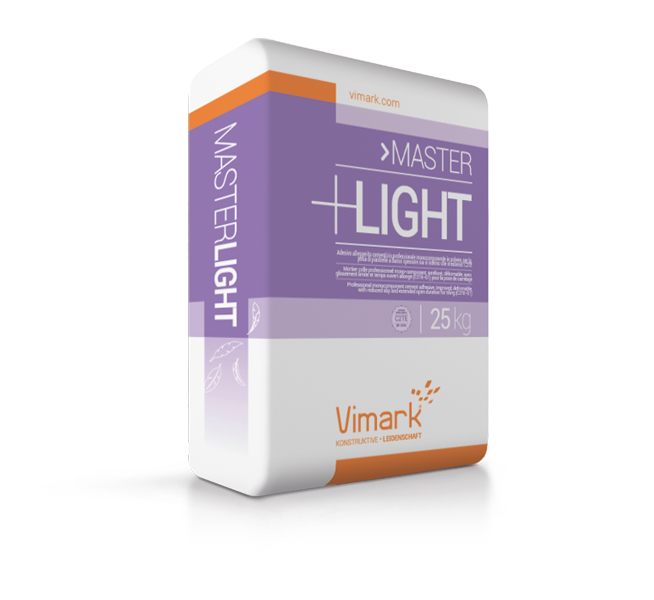 Tile adhesive MASTERLIGHT