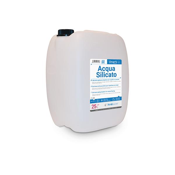 Anti-dust sealing hardener: ACQUASILICATO